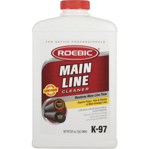 Roebic 32 Oz. Main Line Drain Cleaner