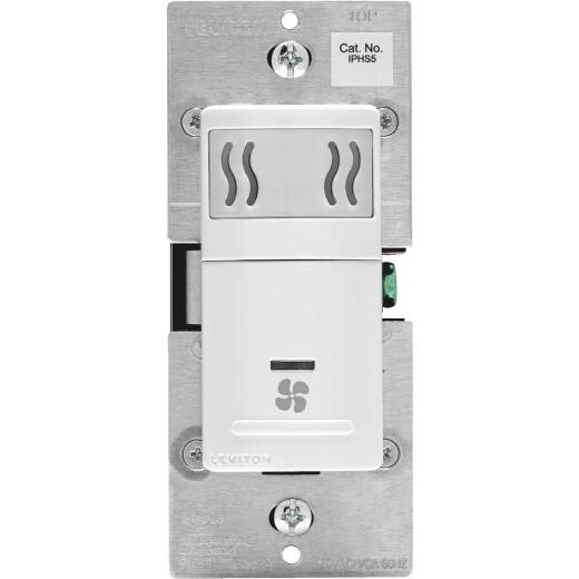 Leviton White 120VAC Humidity Sensor